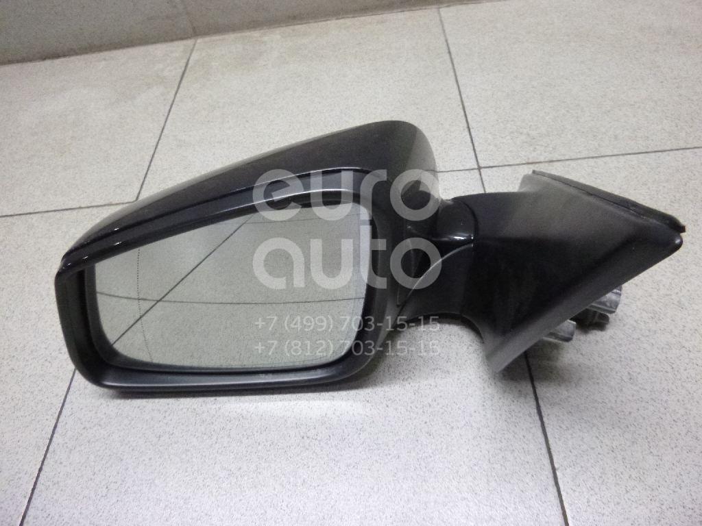 Зеркало левое электрическое для BMW 7-серия F01/F02 2008-2015 - Фото №1