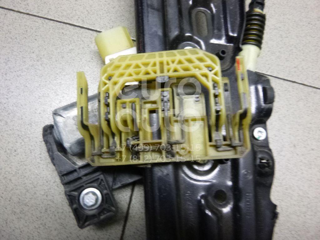 Стеклоподъемник электр. задний левый для BMW 7-серия F01/F02 2008-2015 - Фото №1