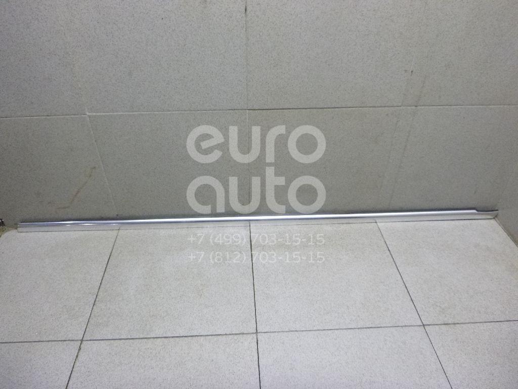 Накладка стекла заднего левого для BMW 7-серия F01/F02 2008-2015 - Фото №1