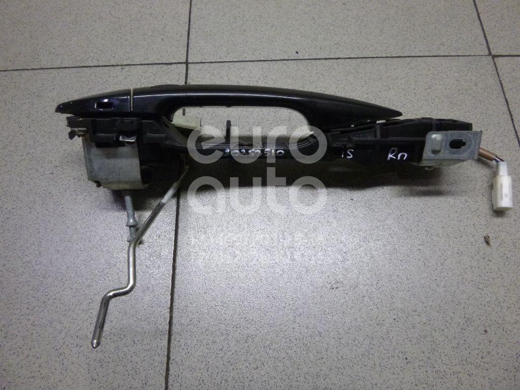Ручка двери передней наружная правая для Lexus IS 250/350 2005-2013 - Фото №1