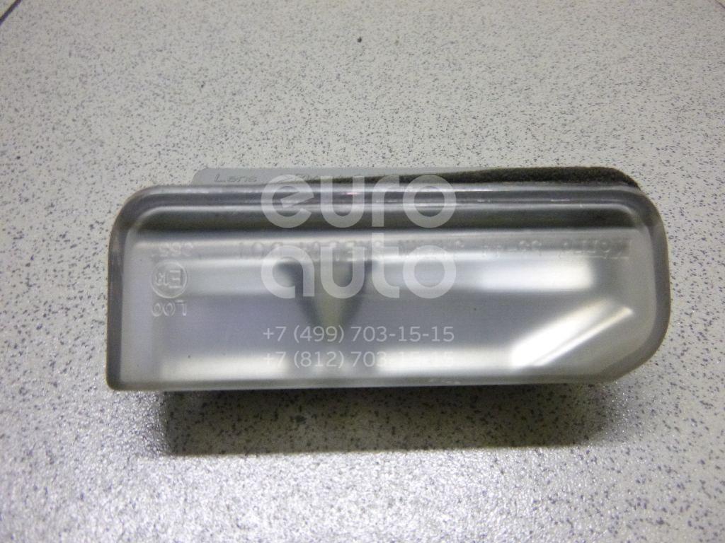 Фонарь подсветки номера для Lexus IS 250/350 2005-2013;ES (SV40) 2006-2012 - Фото №1