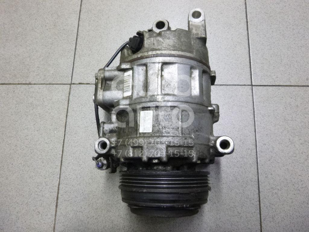 Компрессор системы кондиционирования для BMW 7-серия F01/F02 2008-2015;5-серия F10/F11 2009-2016;X5 E70 2007-2013;X6 E71 2008-2014;6-серия F12/F13 2009>;X5 F15 2013> - Фото №1