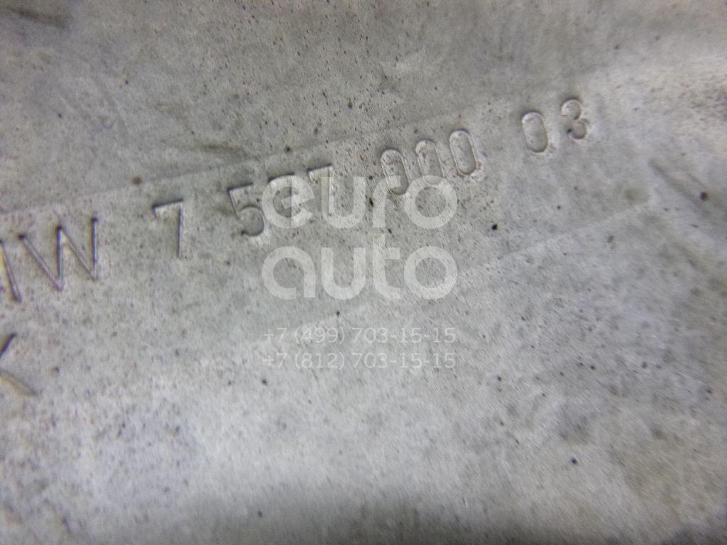 Экран тепловой для BMW 7-серия F01/F02 2008-2015;5-серия F10/F11 2009-2016;X5 E70 2007-2013;X6 E71 2008-2014;6-серия F12/F13 2010>;X5 F15 2013>;X6 F16 2014>;6-серия F06 Grand Coupe 2011> - Фото №1