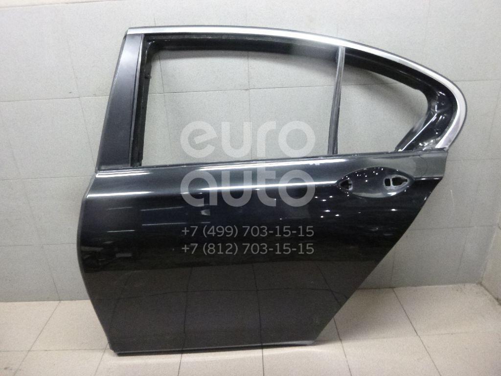 Дверь задняя левая для BMW 7-серия F01/F02 2008-2015 - Фото №1