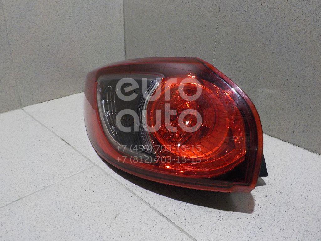 Фонарь задний наружный левый для Mazda CX 5 2012> - Фото №1