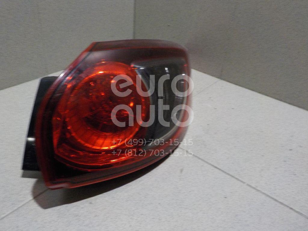 Фонарь задний наружный правый для Mazda CX 5 2012> - Фото №1