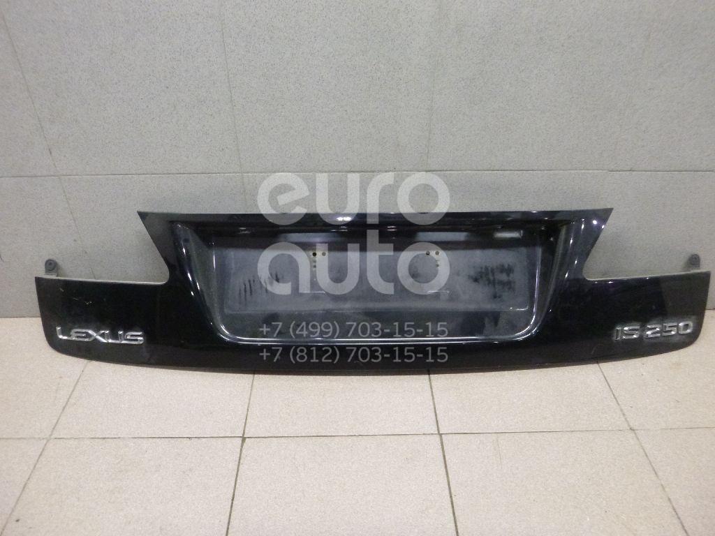Накладка крышки багажника для Lexus IS 250/350 2005-2013 - Фото №1