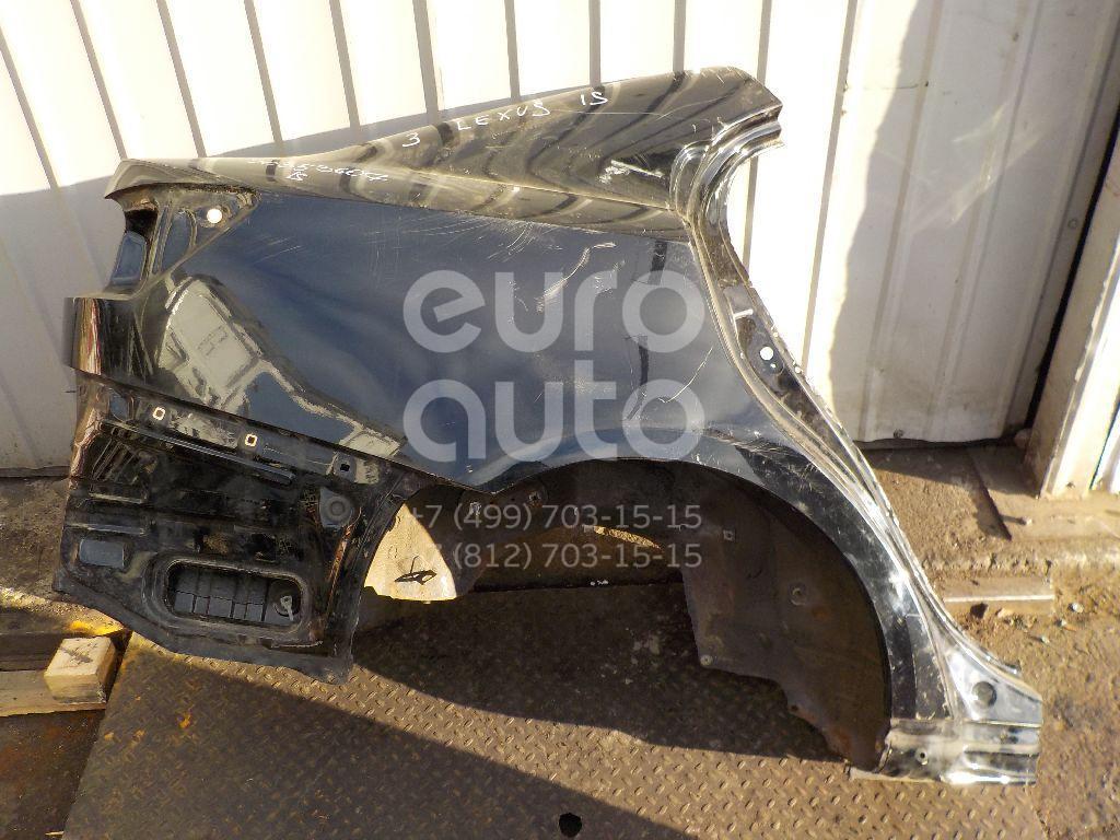 Крыло заднее правое для Lexus IS 250/350 2005-2013 - Фото №1