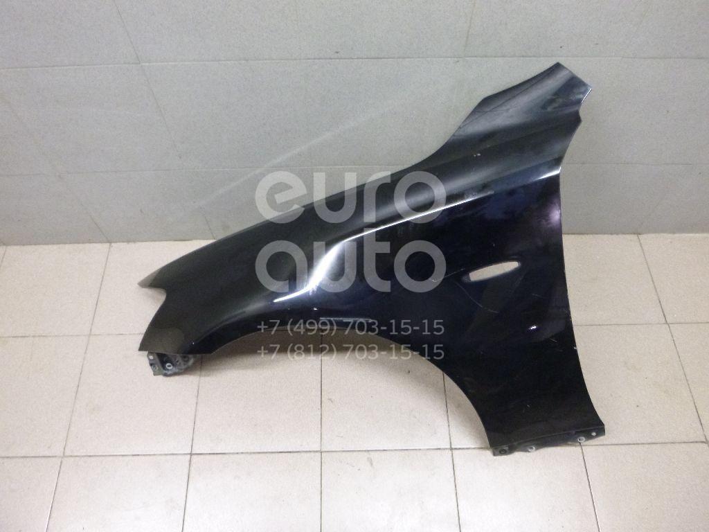 Крыло переднее левое для Lexus IS 250/350 2005-2013 - Фото №1