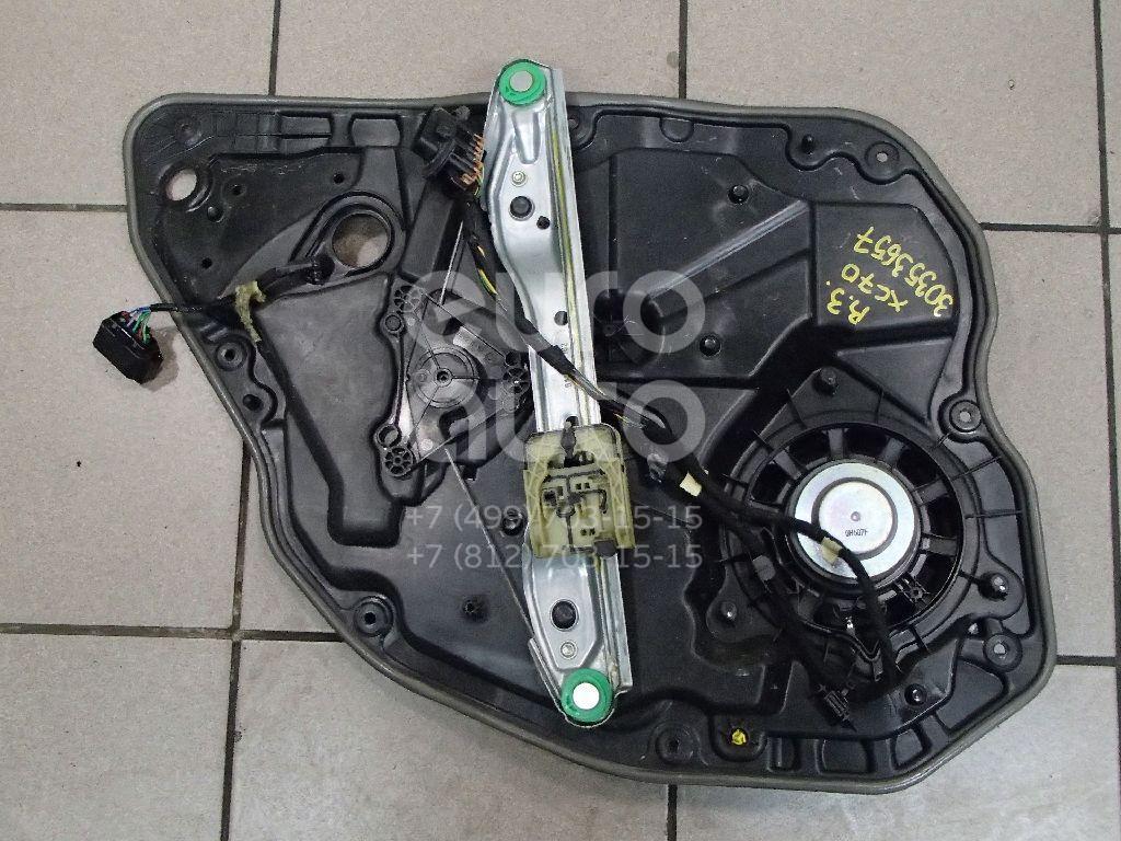 Стеклоподъемник электр. задний правый для Volvo XC70 Cross Country 2007> - Фото №1