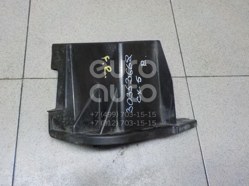 Воздуховод радиатора правый для Mazda CX 5 2012> - Фото №1