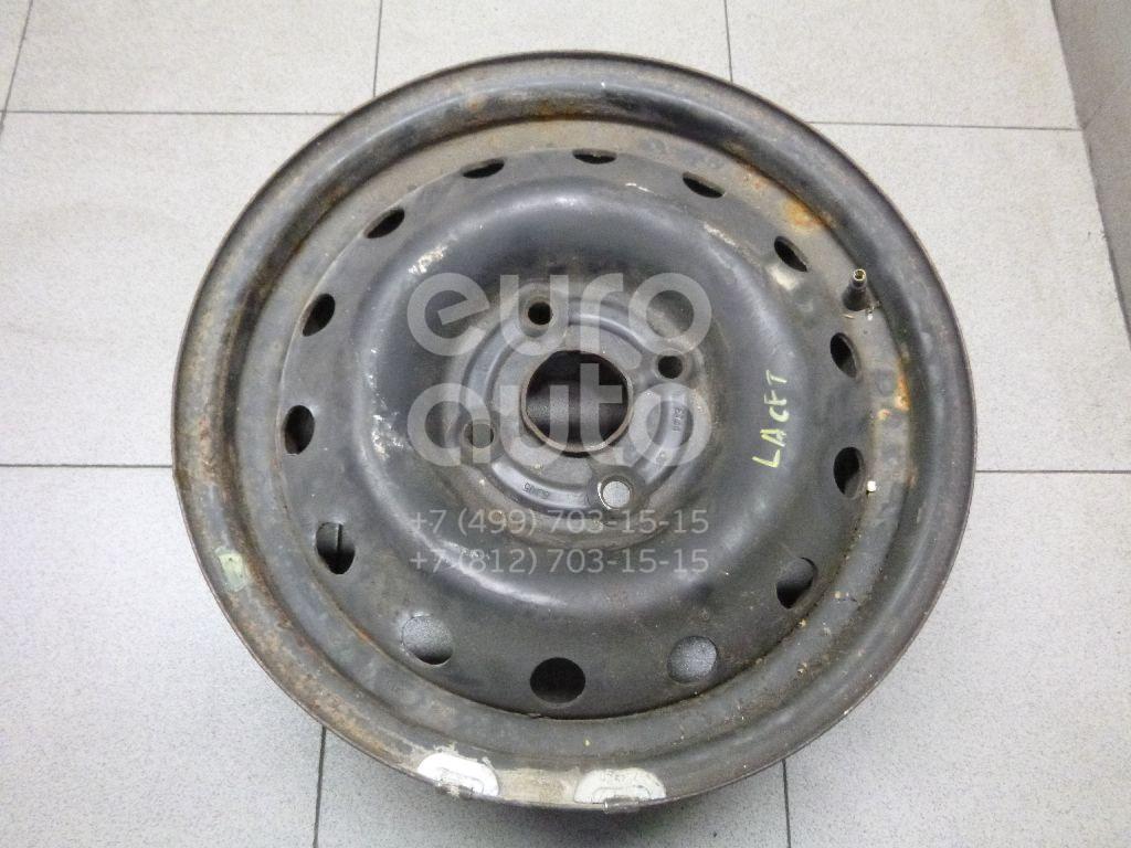 Диск колесный железо для Chevrolet Lacetti 2003> - Фото №1