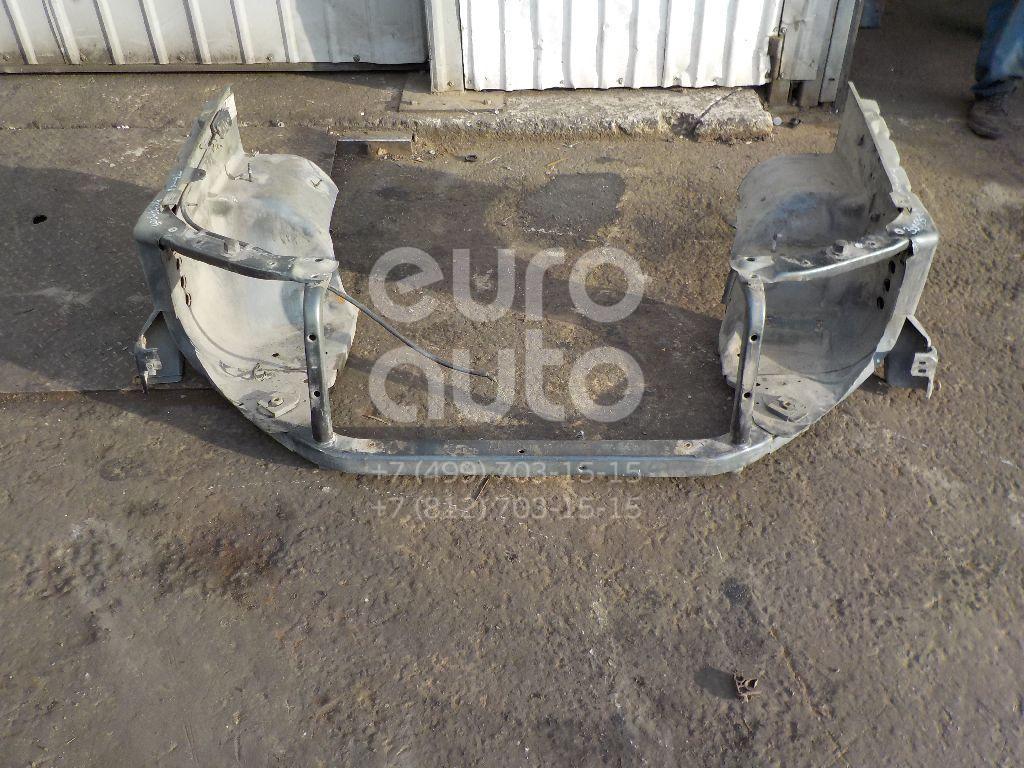 Панель передняя для Chevrolet Trail Blazer 2001-2010 - Фото №1