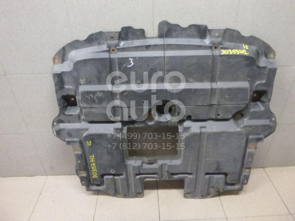 Пыльник двигателя центральный для Lexus IS 250/350 2005-2013 - Фото №1