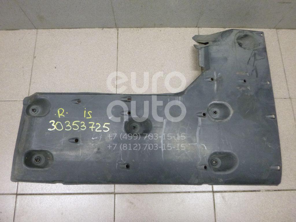 Защита антигравийная для Lexus IS 250/350 2005-2013 - Фото №1