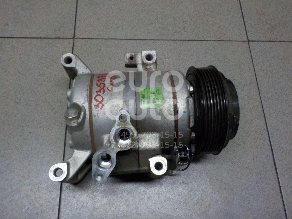 Компрессор системы кондиционирования для Mazda CX 5 2012> - Фото №1