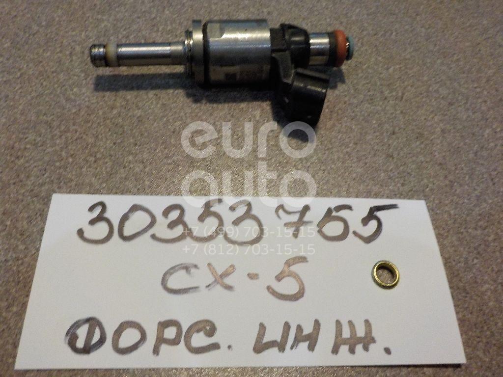 Форсунка инжекторная электрическая для Mazda CX 5 2012> - Фото №1
