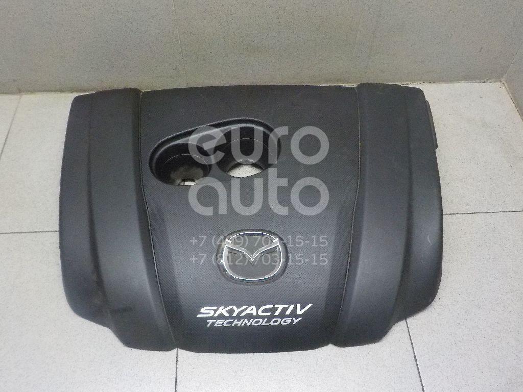 Накладка декоративная для Mazda CX 5 2012> - Фото №1
