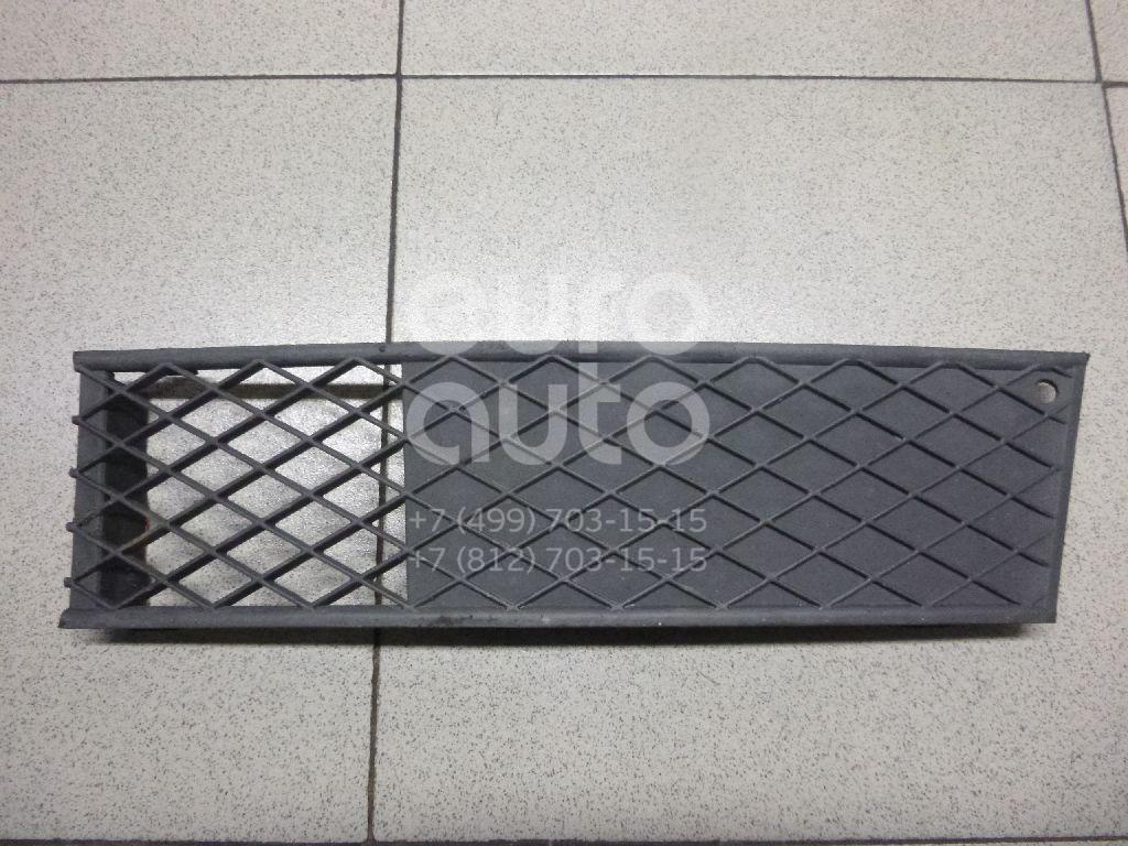 Решетка в бампер левая для BMW 7-серия F01/F02 2008-2015;3-серия E90/E91 2005-2012 - Фото №1