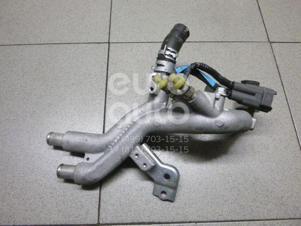 Фланец двигателя системы охлаждения для Lexus IS 250/350 2005-2013;GS 300/400/430 2005-2012 - Фото №1