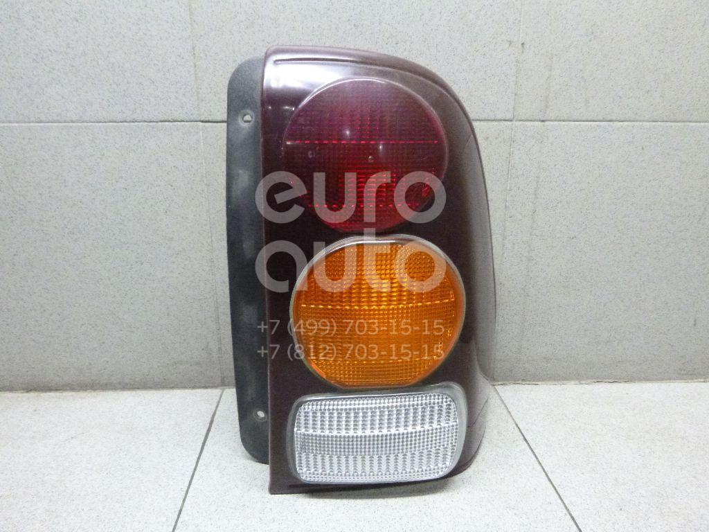 Фонарь задний правый для Chevrolet Trail Blazer 2001-2010 - Фото №1