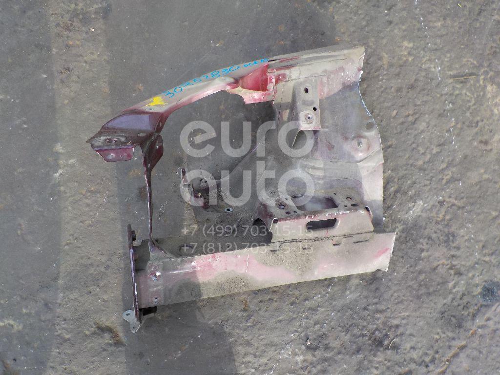 Лонжерон передний правый для Skoda Octavia (A5 1Z-) 2004-2013 - Фото №1