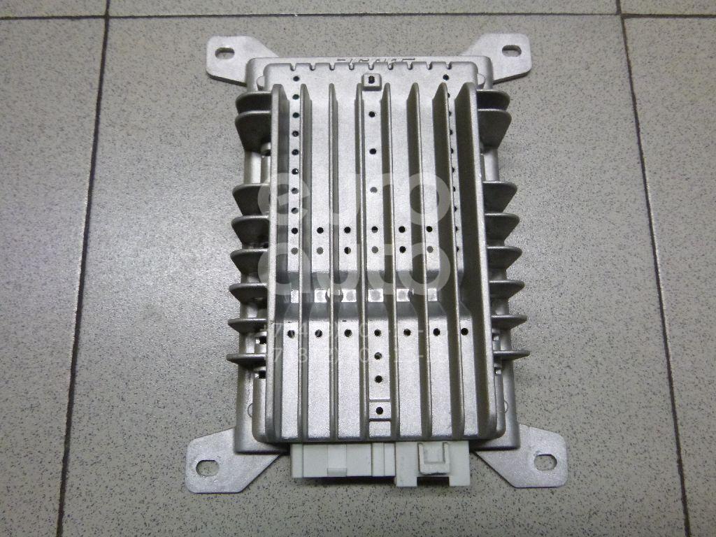 Усилитель акустической системы для Chevrolet Trail Blazer 2001-2010 - Фото №1