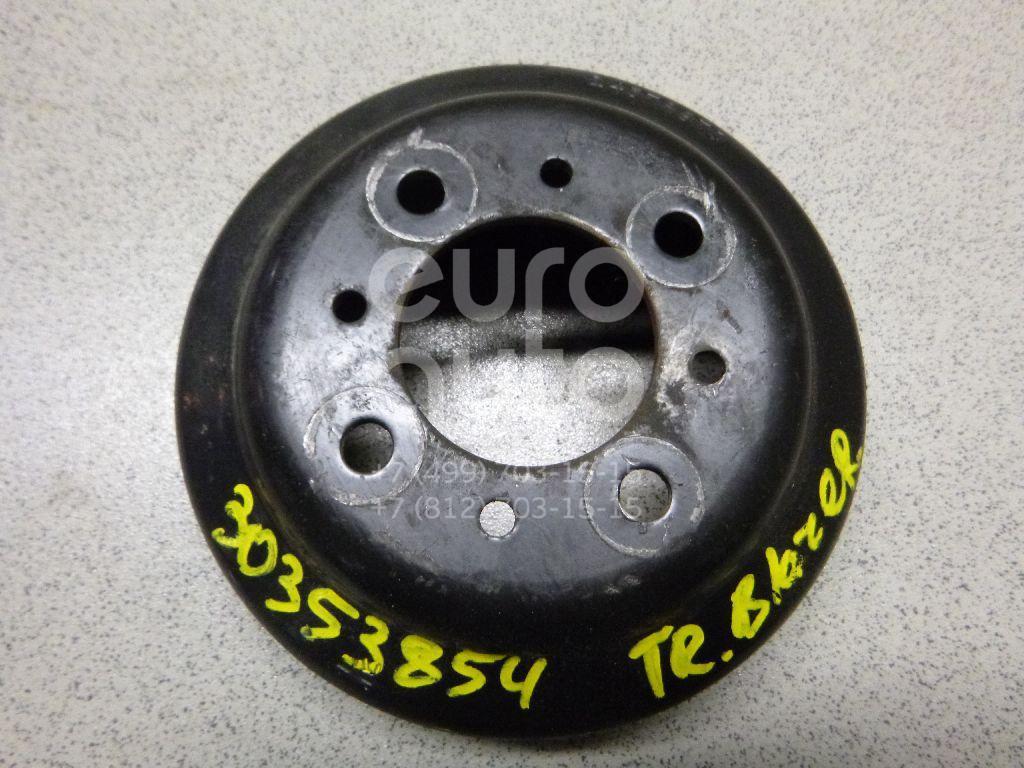Шкив водяного насоса (помпы) для Chevrolet Trail Blazer 2001-2010 - Фото №1