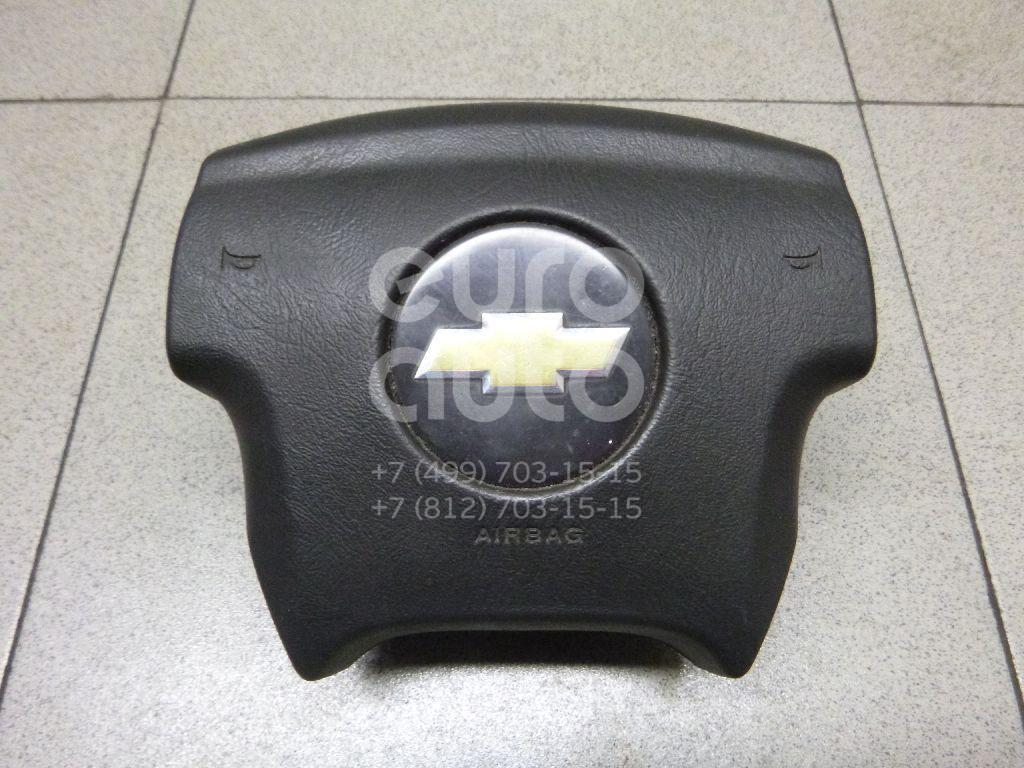 Подушка безопасности в рулевое колесо для Chevrolet Trail Blazer 2001-2010 - Фото №1