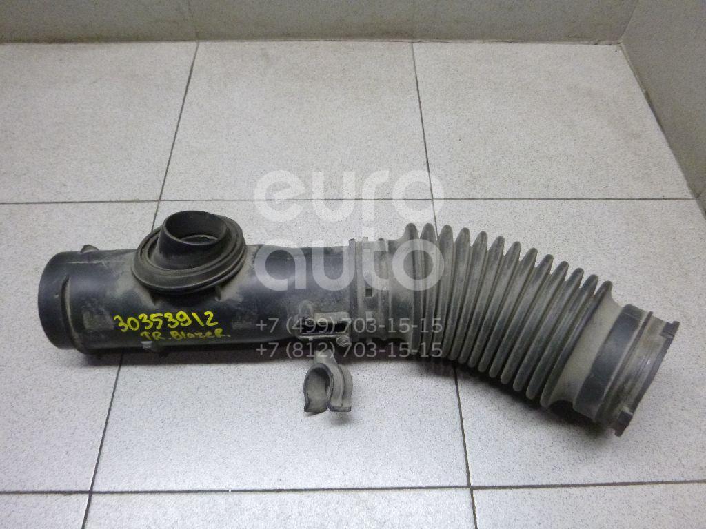 Патрубок воздушного фильтра для Chevrolet Trail Blazer 2001-2010 - Фото №1