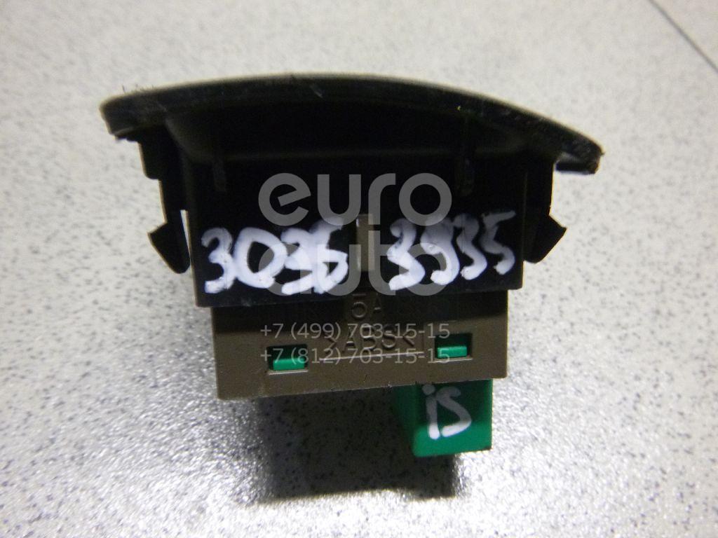 Кнопка антипробуксовочной системы для Lexus IS 250/350 2005-2013;GS 300/400/430 2005-2011 - Фото №1