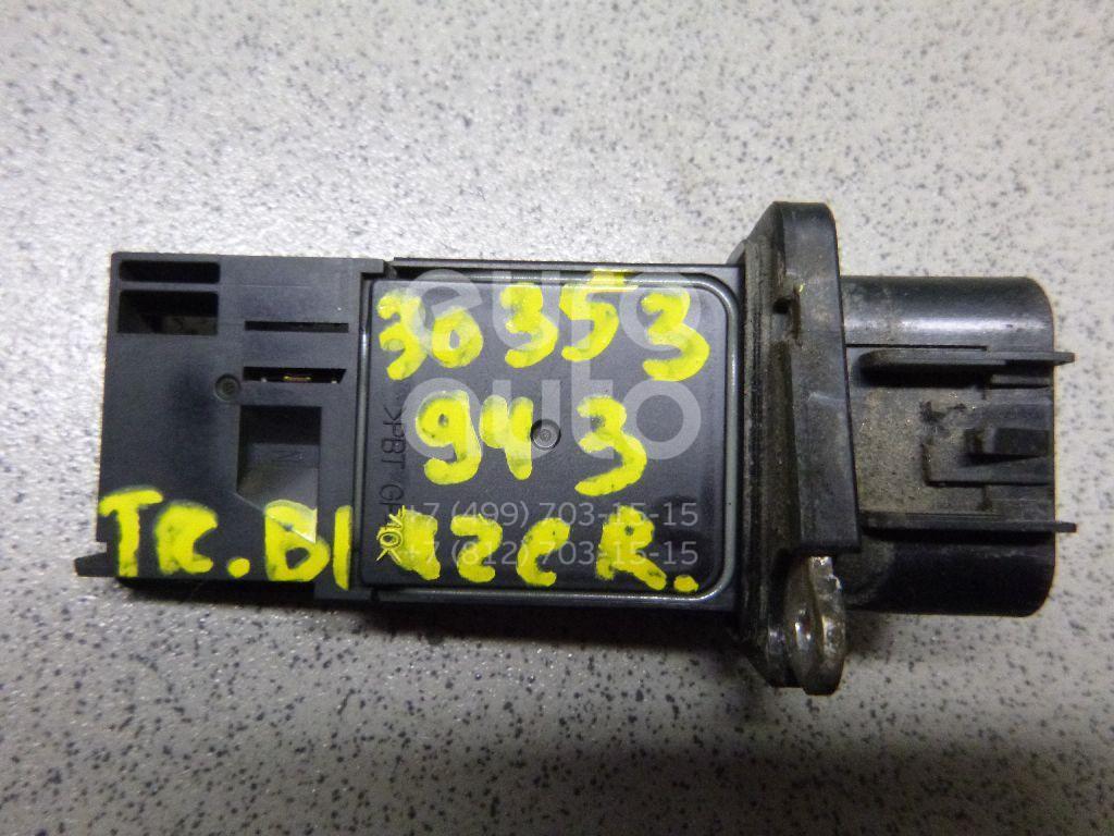 Расходомер воздуха (массметр) для Chevrolet Trail Blazer 2001-2010 - Фото №1