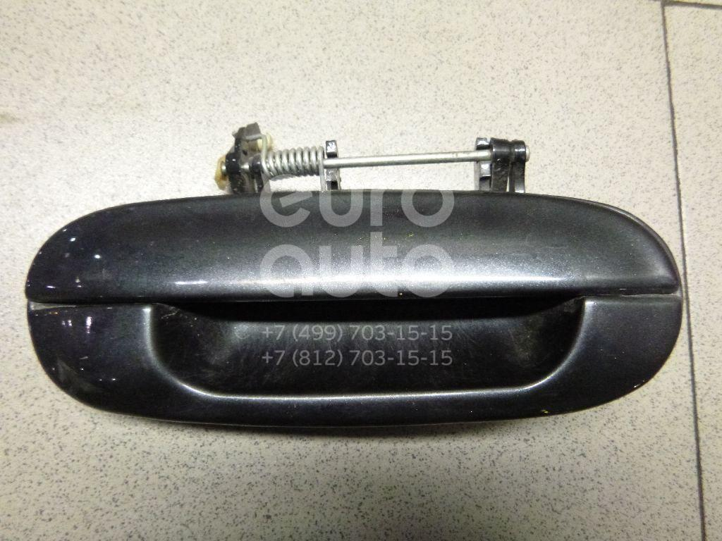 Ручка двери задней наружная правая для Chevrolet Trail Blazer 2001-2012 - Фото №1