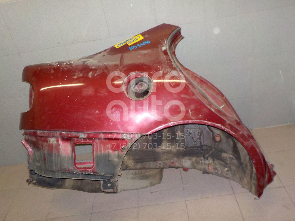 Крыло заднее правое для Seat Toledo II 1999-2006 - Фото №1