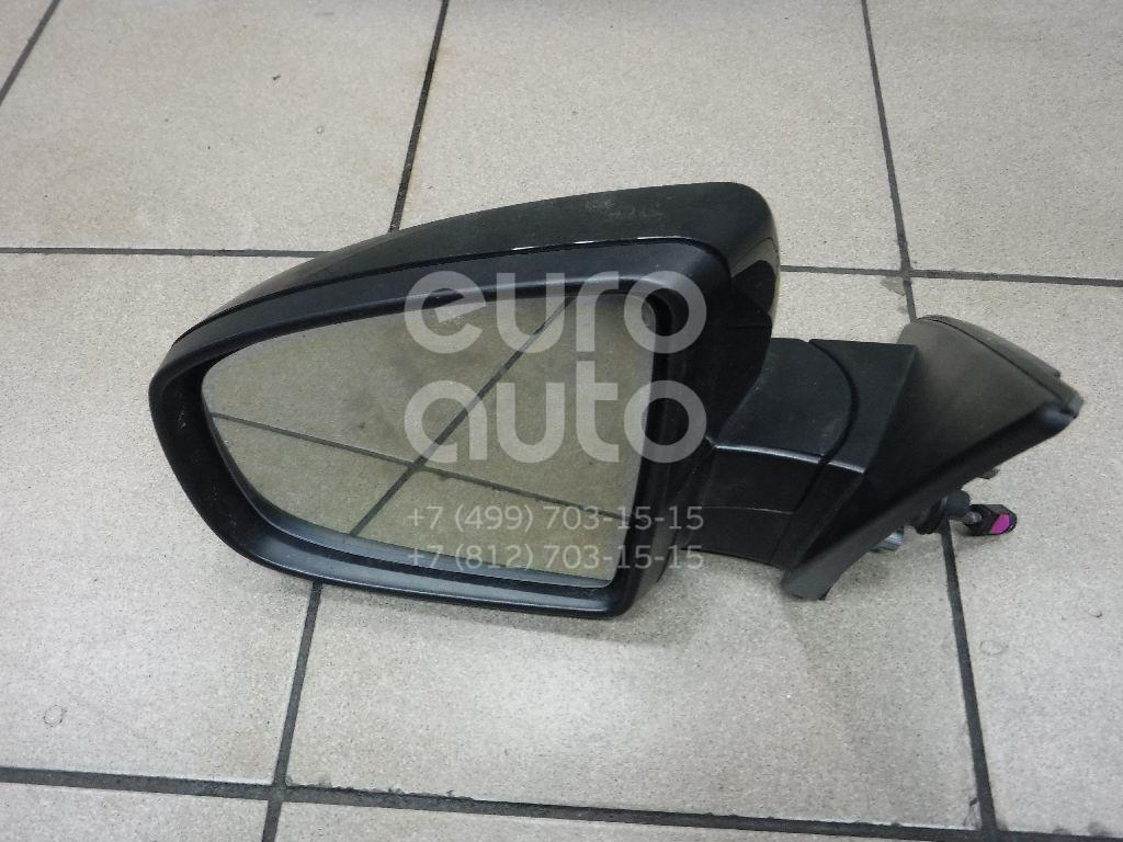 Зеркало левое электрическое для BMW X6 E71 2008-2014 - Фото №1