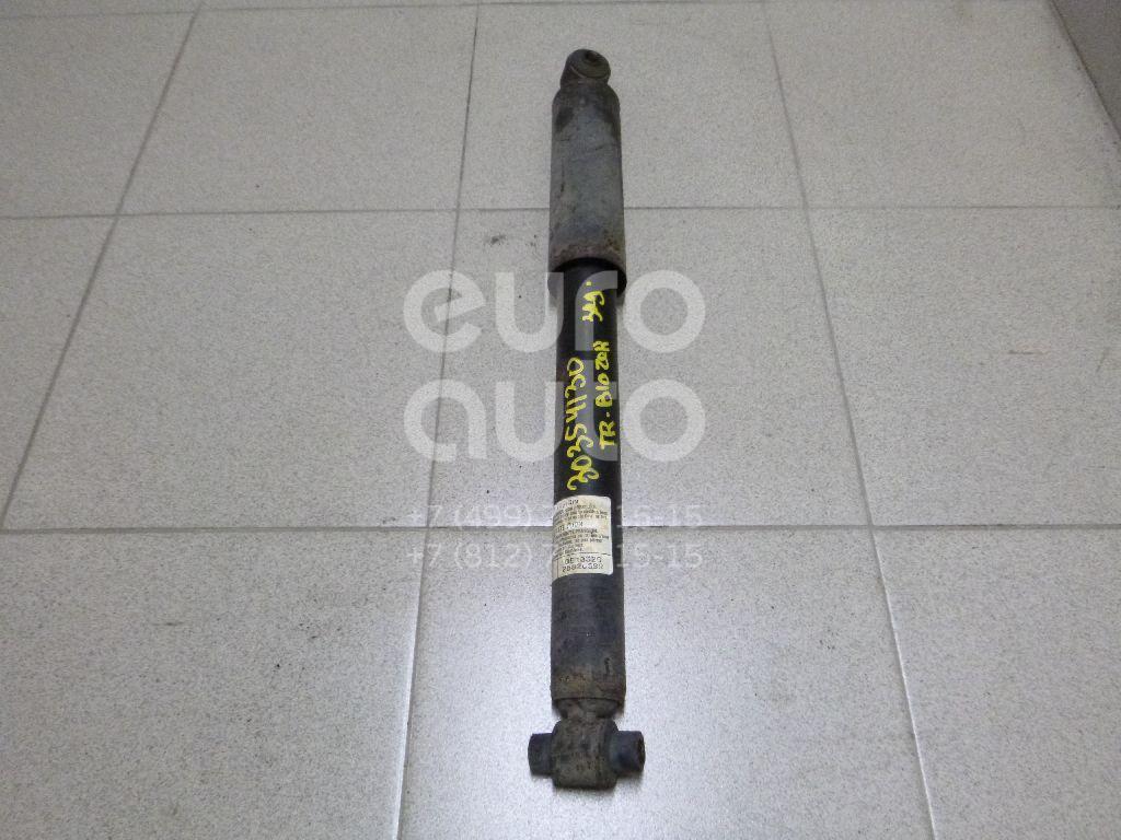 Амортизатор задний для Chevrolet Trail Blazer 2001-2010 - Фото №1