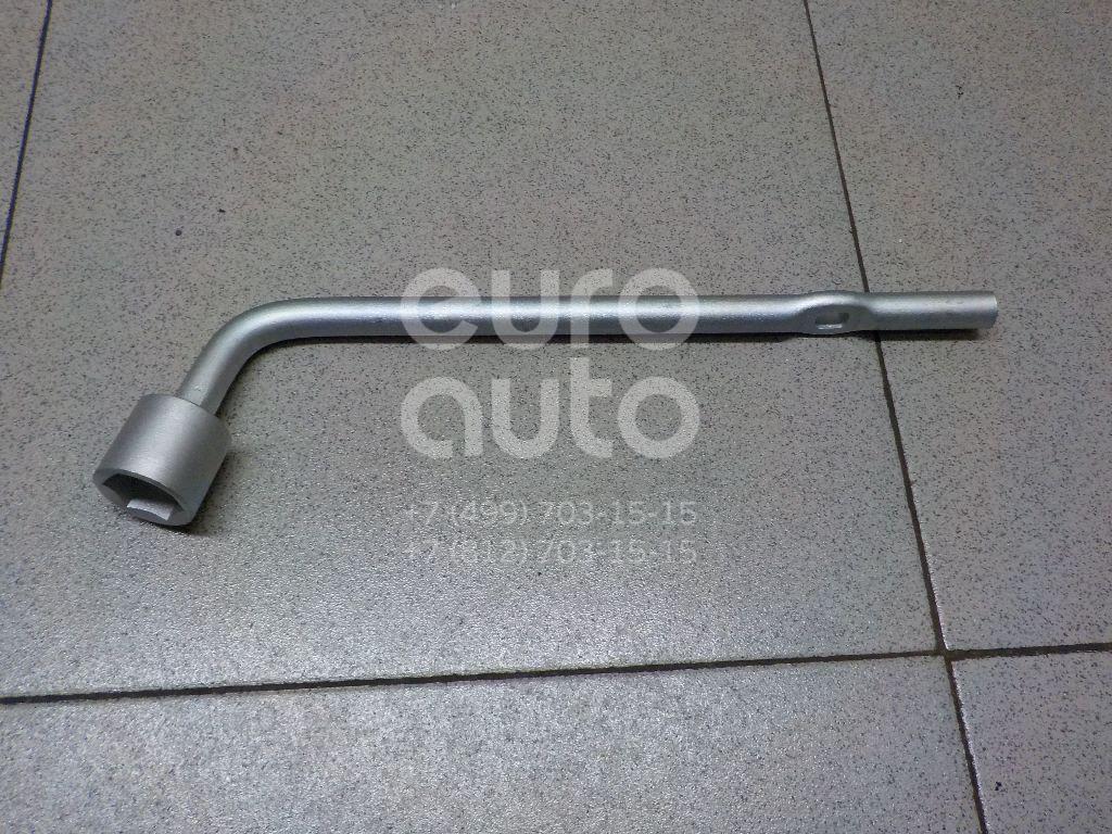Ключ баллонный для Mazda CX 5 2012>;Mazda 5 (CR) 2005-2010;MPV II (LW) 1999-2006 - Фото №1