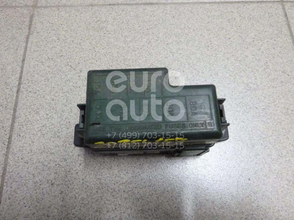 Блок предохранителей для Suzuki Grand Vitara 1998-2005;Vitara/Sidekick 1989-1999 - Фото №1