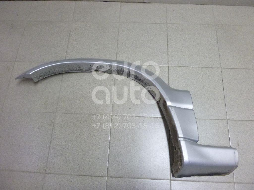 Накладка переднего крыла левого для Suzuki Grand Vitara 1998-2005;Vitara/Sidekick 1989-1999 - Фото №1