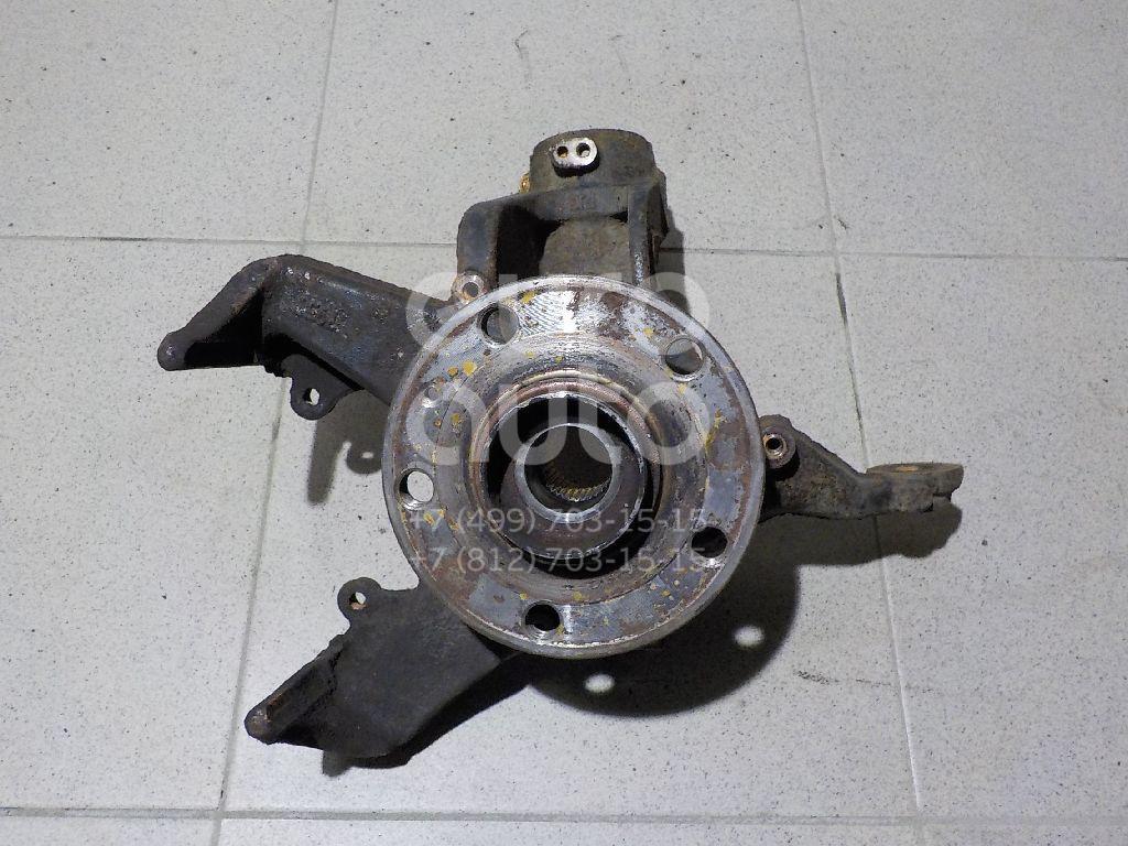 Кулак поворотный передний левый для Skoda Octavia (A5 1Z-) 2004-2013 - Фото №1