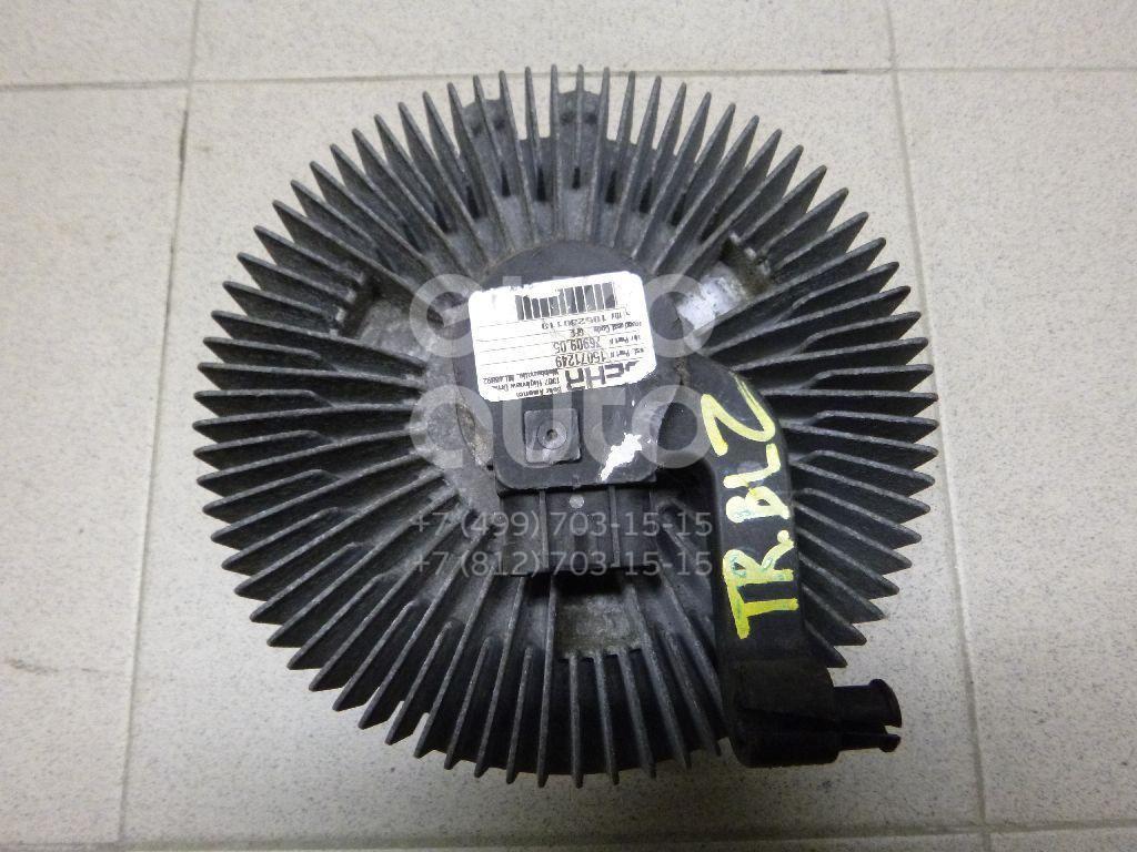 Термомуфта для Chevrolet Trail Blazer 2001-2012 - Фото №1