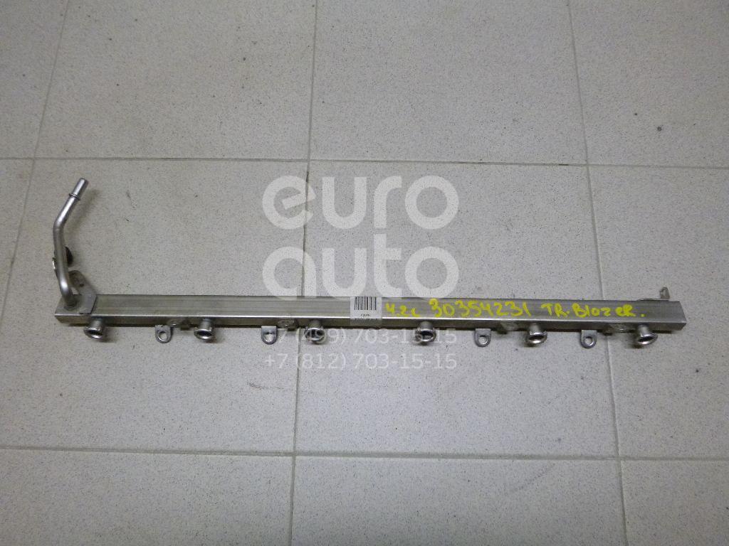 Рейка топливная (рампа) для Chevrolet Trail Blazer 2001-2010 - Фото №1