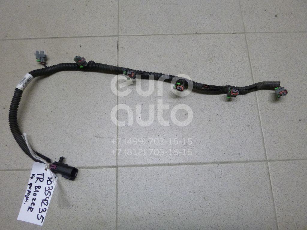 Проводка (коса) для Chevrolet Trail Blazer 2001-2010 - Фото №1