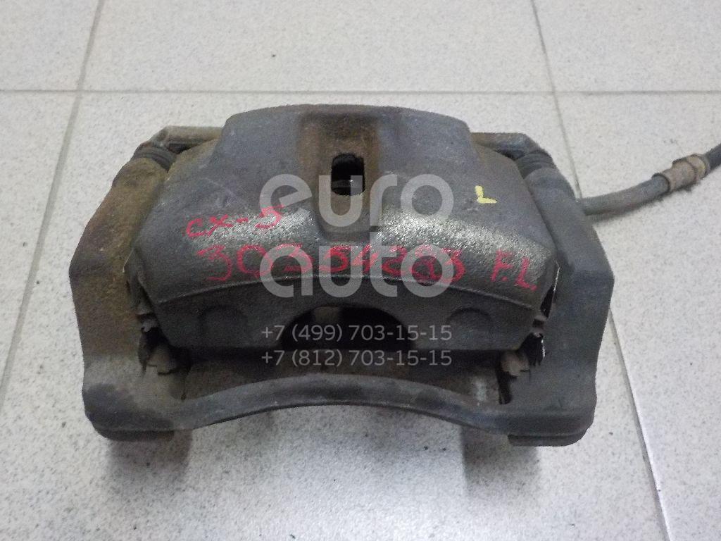 Суппорт передний левый для Mazda CX 5 2012> - Фото №1