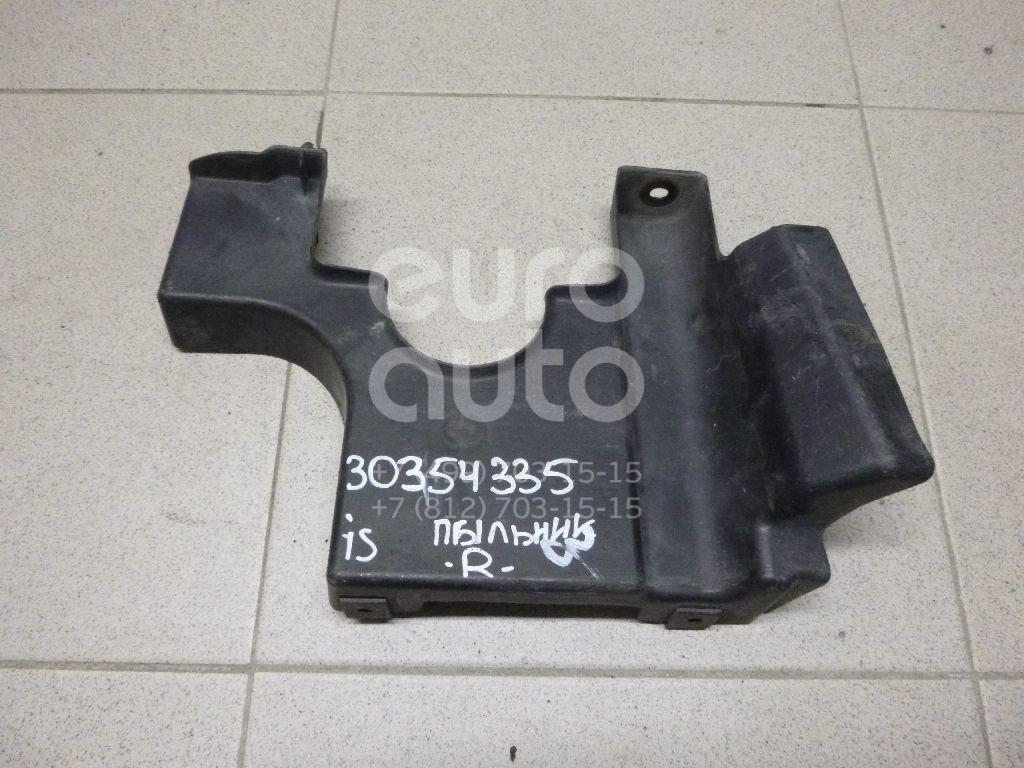 Пыльник двигателя боковой правый для Lexus IS 250/350 2005-2013;GS 300/400/430 2005-2012;GS 350/300H 2012> - Фото №1