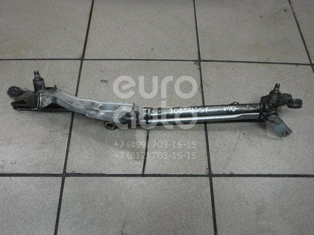 Трапеция стеклоочистителей для Toyota Camry V40 2006-2011 - Фото №1