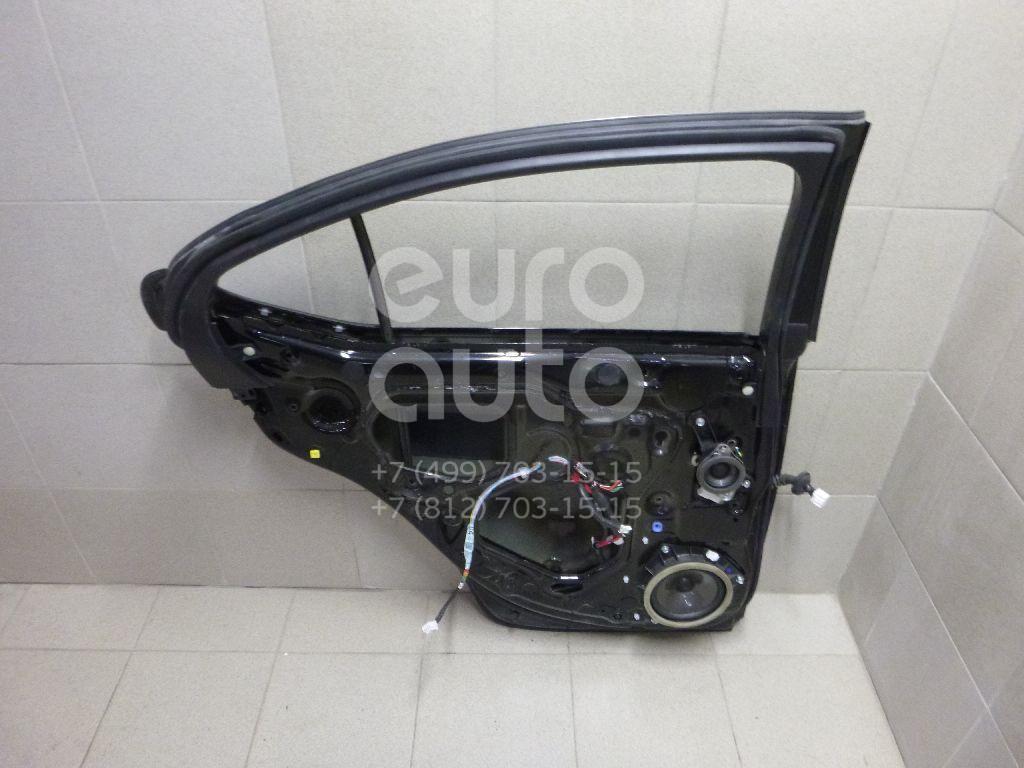 Дверь задняя левая для Lexus IS 250/350 2005-2013 - Фото №1