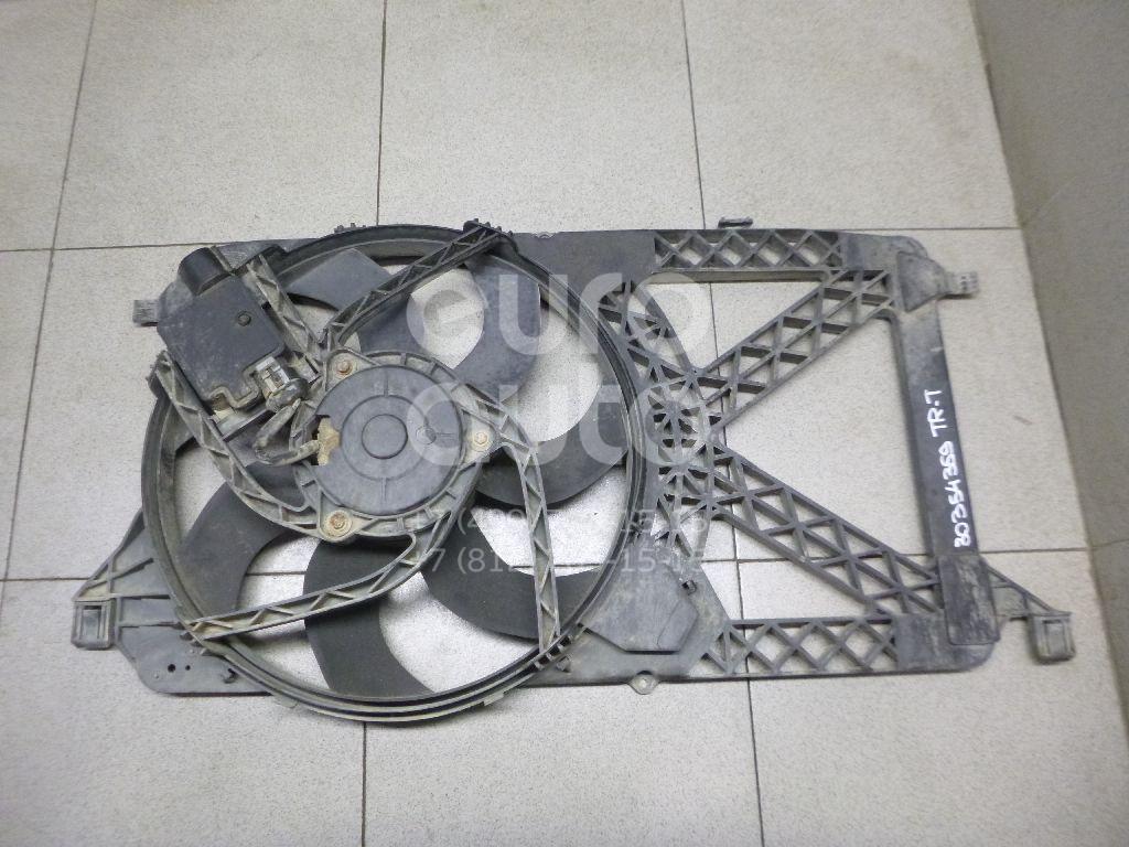 Вентилятор радиатора для Ford Transit 2006> - Фото №1