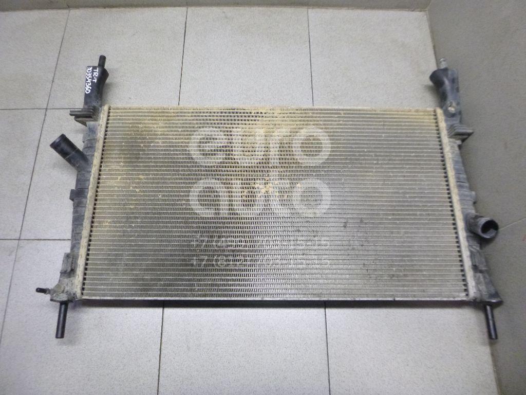 Радиатор основной для Ford Transit 2006-2013 - Фото №1