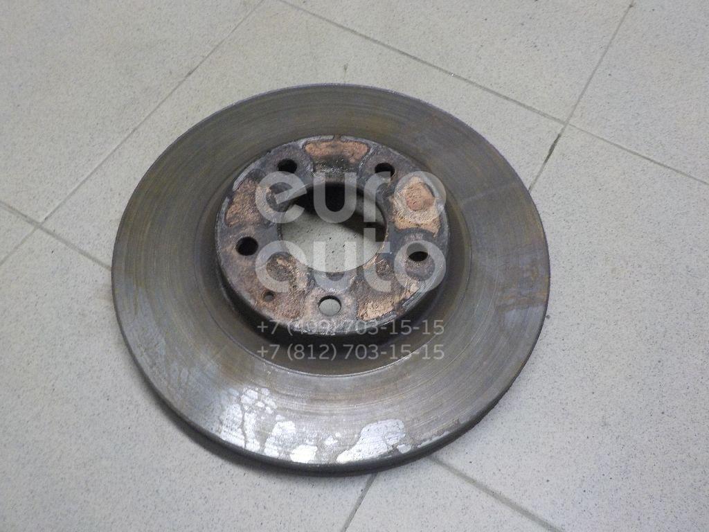 Диск тормозной передний вентилируемый для Mazda CX 5 2012>;Mazda 6 (GJ) 2013> - Фото №1